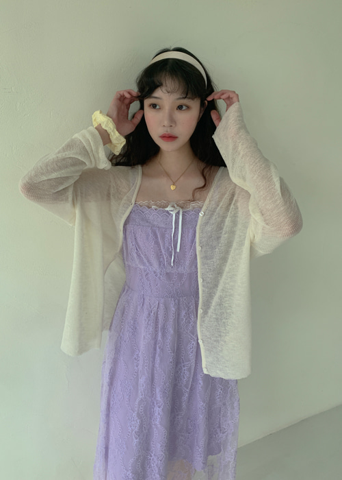 SUMMER LOOSE CARDIGAN(CREAM, MOCHA, SKYBLUE, KHAKI, BLACK 5COLORS!)