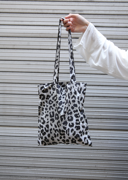 LEOPARD SHOULDER BAG(BROWN, GREY 2COLORS!)